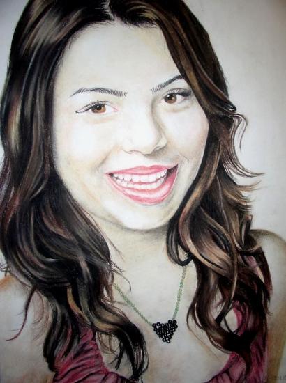 Miranda Cosgrove by Yuka